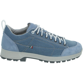 High Colorado Florenz Canvas Scarpe da passeggio basse Donna, light blue